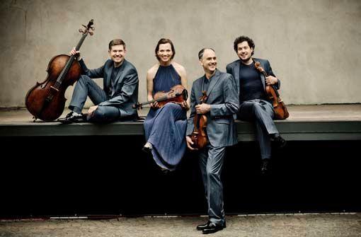 Fellbacher Rathauskonzert: Signum Quartett
