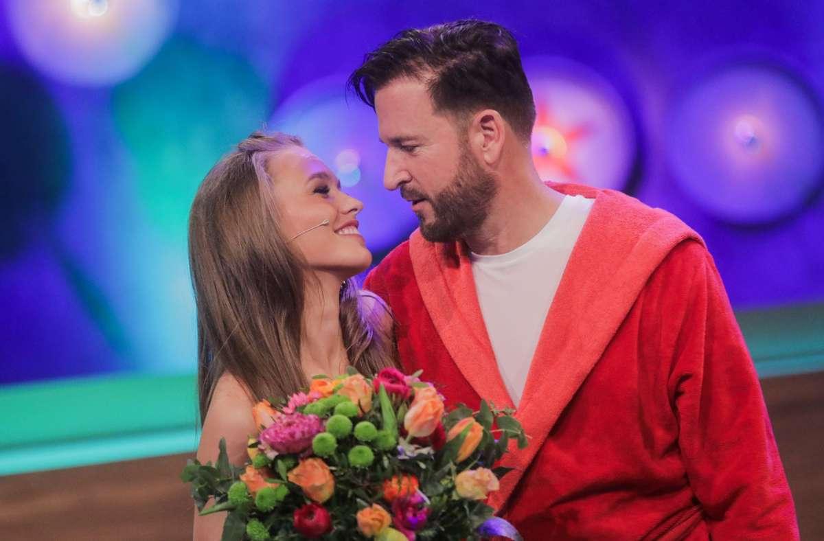 Der Wendler Und Laura Muller Schlagersanger Heiratet Junge Freundin In Florida Panorama Stuttgarter Zeitung