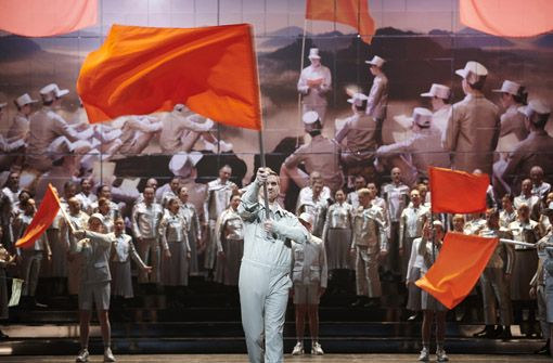Opernhaus: Nixon in China