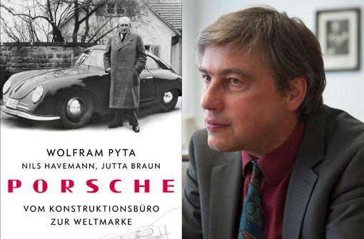 Stadtarchiv Bad Cannstatt: Porsche - Vom Konstruktionsbüro zur Weltmarke