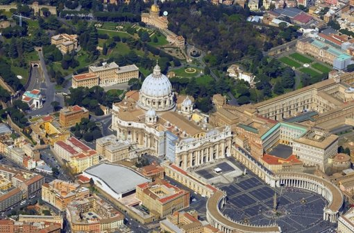 Das Kloster Mater Ecclesiae liegt mitten im Vatikanstaat. Foto: dpa