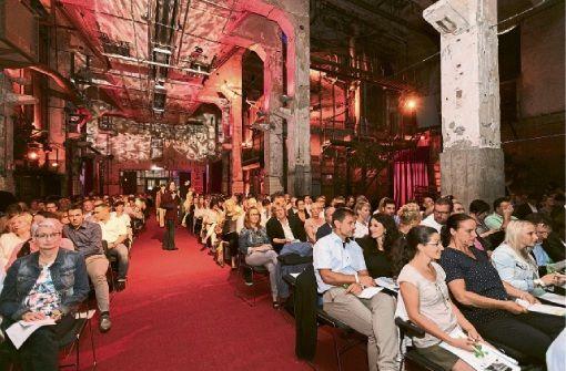 Vortragsreihe Denkanstöße präsentiert Top-Referenten im Rottweiler Kraftwerk