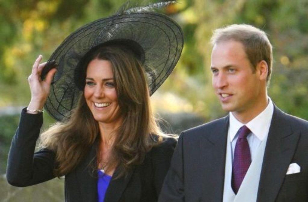 In Westminster Abbey William Und Kate Heiraten Am 29 April