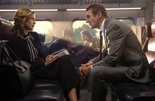 Action: The Commuter