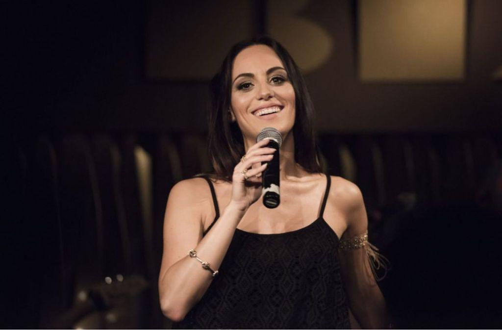 Sängerin Jenny Marsala - Stuttgart ist ihre beste Inspiration - Stuttgarter Zeitung