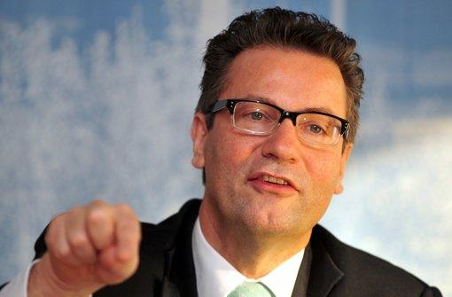 Der CDU-Fraktionschef Peter Hauk will in der Nationalpark-Debatte die Argumente Foto: dpa