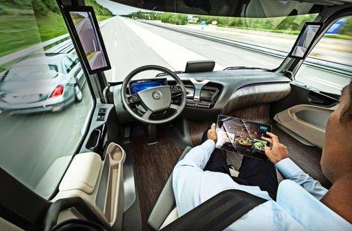 A81 bald Teststrecke für fahrerlose Autos?