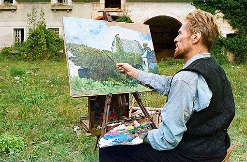 Drama: Van Gogh - An der Schwelle zur Ewigkeit