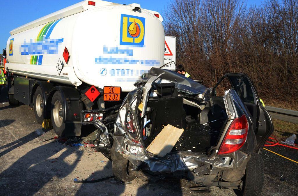 Unfall A81 Pleidelsheim Heute