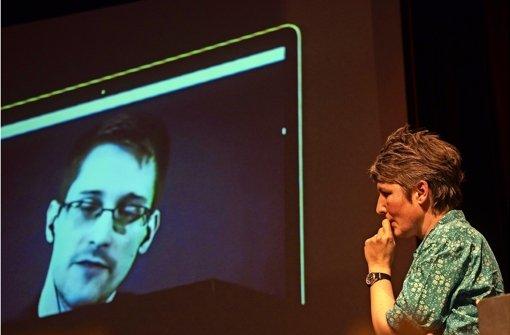 """Snowden: """"Ich bereue nichts"""""""