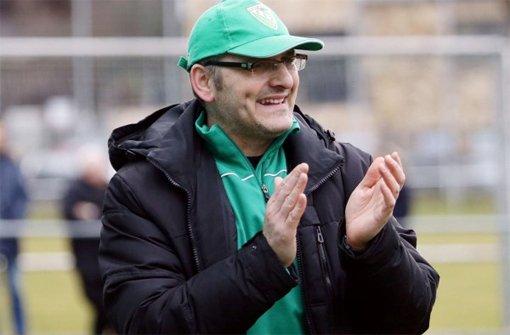 Trainer des TSV Münster im Interview