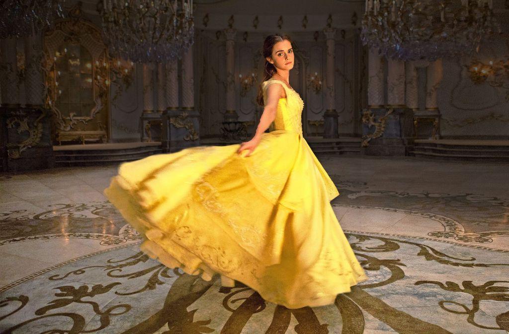 Emma Watson: Belle und die Liebe zum Anderen - Kultur...