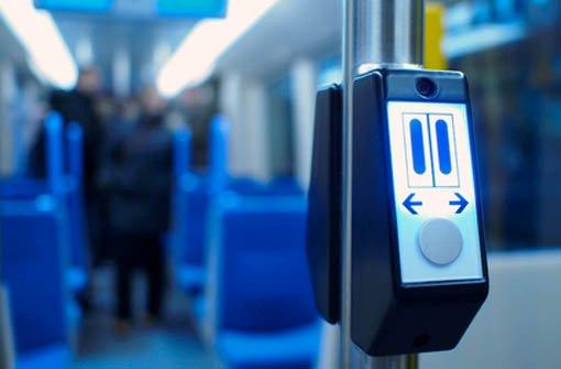 Stadtbahnstrecke zeitweise unterbrochen