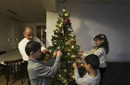 Weihnachtsfest im Wohnheim