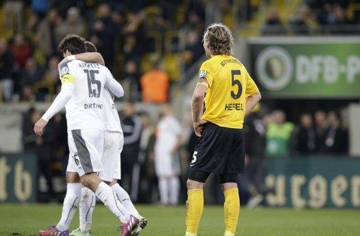 Vier Bundesligisten im Viertelfinale