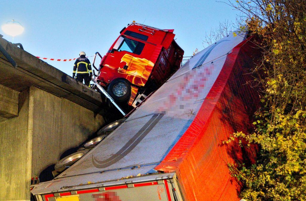 Unfall Landkreis Ludwigsburg