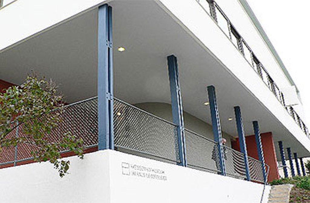 Einblicke in die Wohnmaschine: Das Haus Le Corbusier in der ...