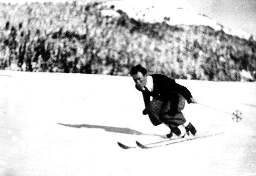 Crans Montana gilt als Geburtsstätte alpiner Wettkämpfe. Damals, am 7. Januar des Jahres 1911, stürzten sich ein gutes Dutzend mutige Männer auf Holzlatten ins Tal. Aus heutiger Sicht der reine Wahnsinn. Die Strecke führte von der Wildstrubel-Hütte auf 2791 Meter Höhe ... Foto: PHOTO-GENIC.CH