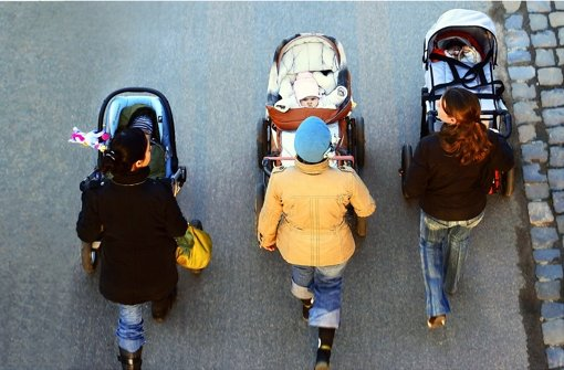 Wer sein Kind nicht in die Kita gibt, soll künftig Geld dafür bekommen. Das hat eine ungewöhnlich scharfe politische Debatte ausgeläst Foto: dpa