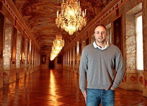 Der Schloss-Vernetzer