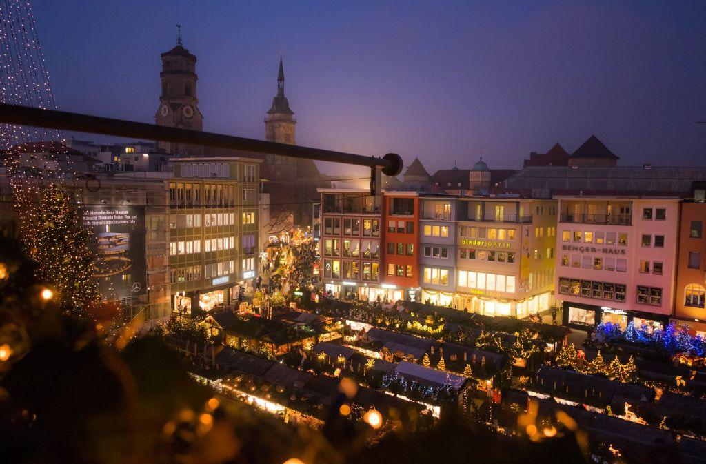 öffnungszeiten Weihnachtsmarkt Stuttgart.Weihnachtsmärkte In Stuttgart Und Region Hier Können Sie Glühwein