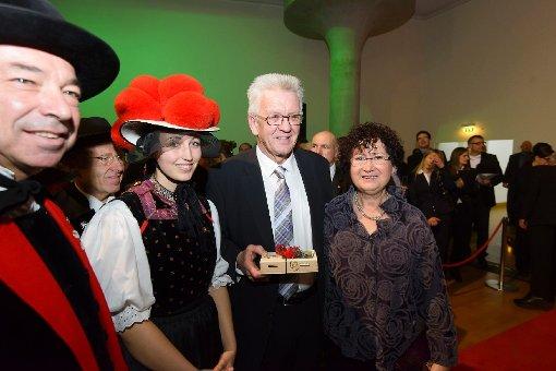 Kretschmann: Kultur ist uns wichtig