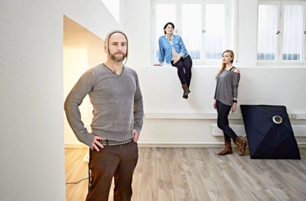 Kunst In Stuttgart Die Künstlerszene Hat Einen Neuen Ort