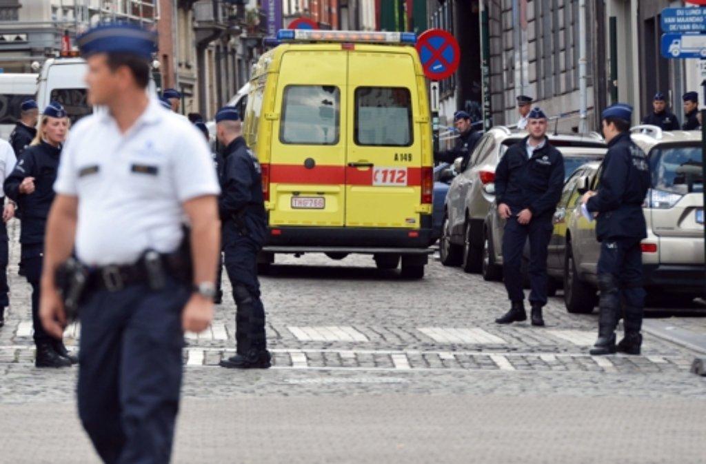 Brüssel Schießerei
