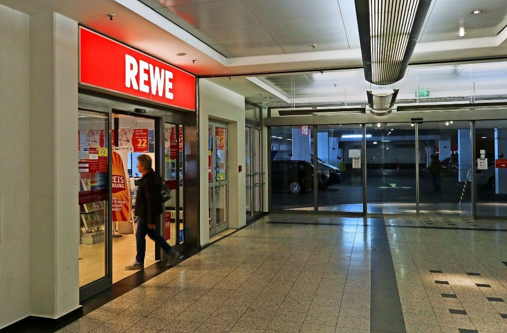 Rewe Center Weiterstadt