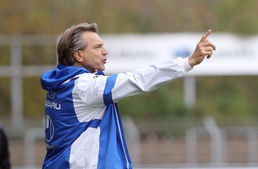 Kickers spielen 1:1 gegen Erfurt
